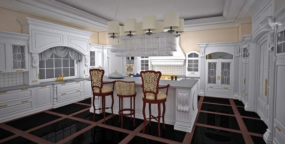 Satın al White lake mutfağı