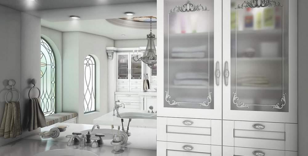 Satın al Katerina banyo odası