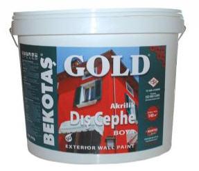 Satın al Bekotaş Gold Akri̇li̇k Diş Cephe Boya