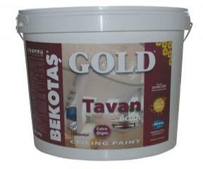 Satın al Gold Tavan Boya Saten Alçı Yüzeylere Ipeksi Tavan