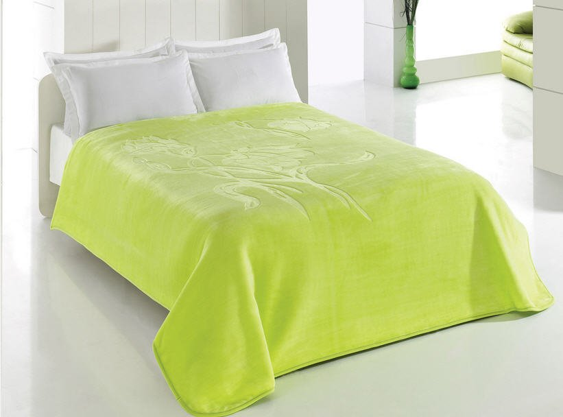 Satın al G03 Vizon Battaniye / yatak örtüsü