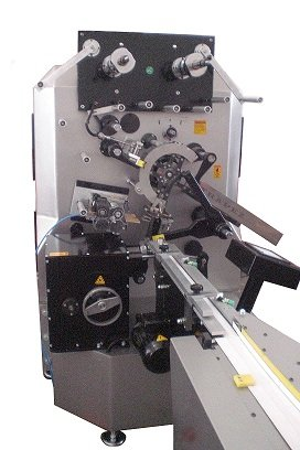 Satın al SINGLE TWIST CHOCOLATE WRAPPING MACHINE/ PACKING MAHINE