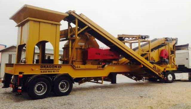 Satın al Sand making crushing and screening plant sand maker 45