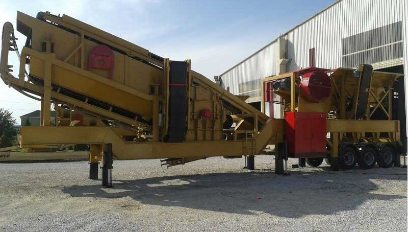 Satın al Rock Crushing Plants mining machine