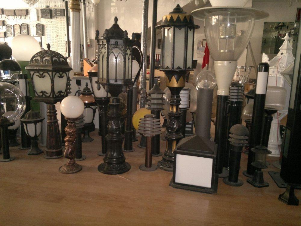 Satın al Decorative Lighting Sytems and Poles