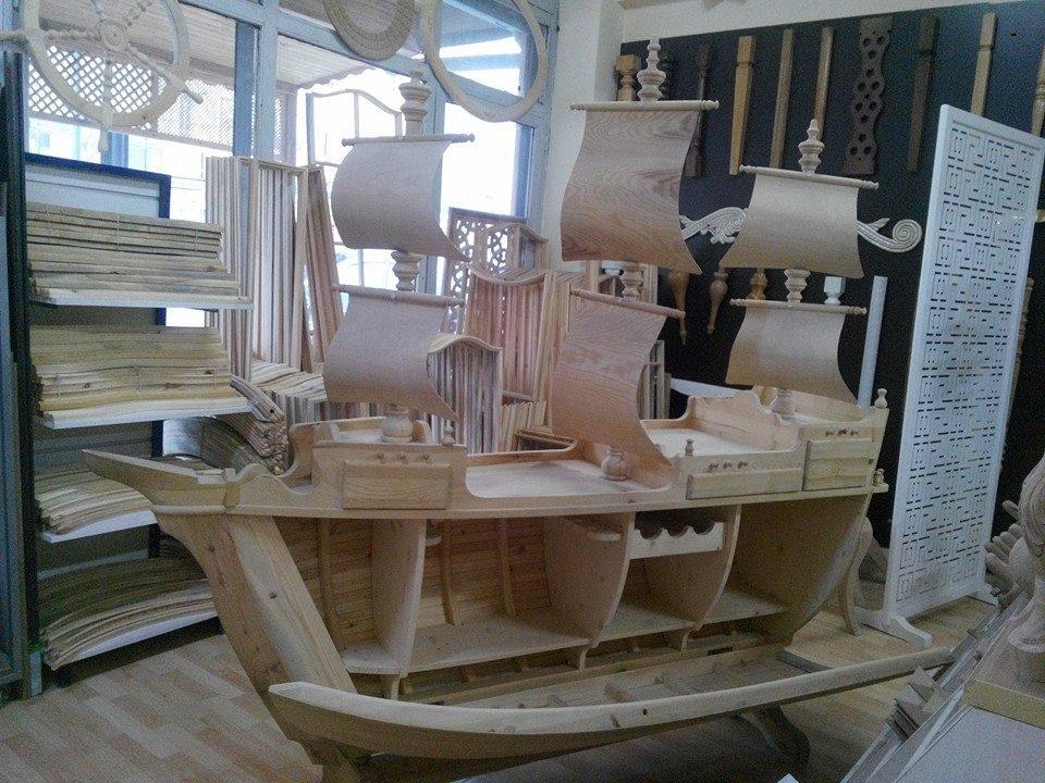 Satın al Ahşap Yelkenli Tekne