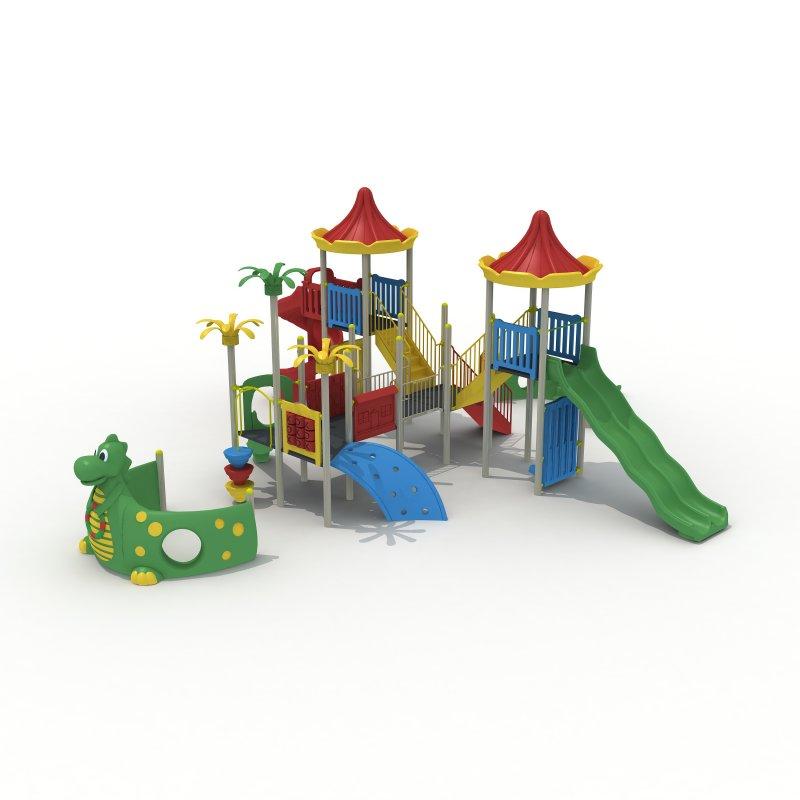 Satın al Уличные детские игровые комплексы