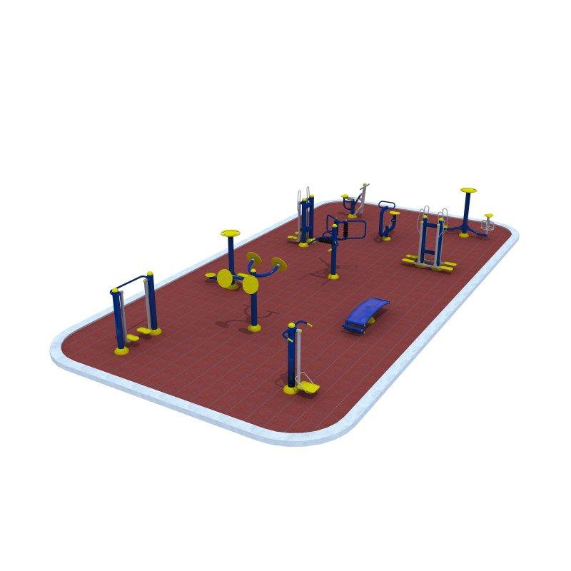 Satın al Спорткомплексные оборудование