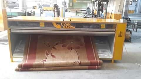 Satın al Carpet Rug Dusting Machine