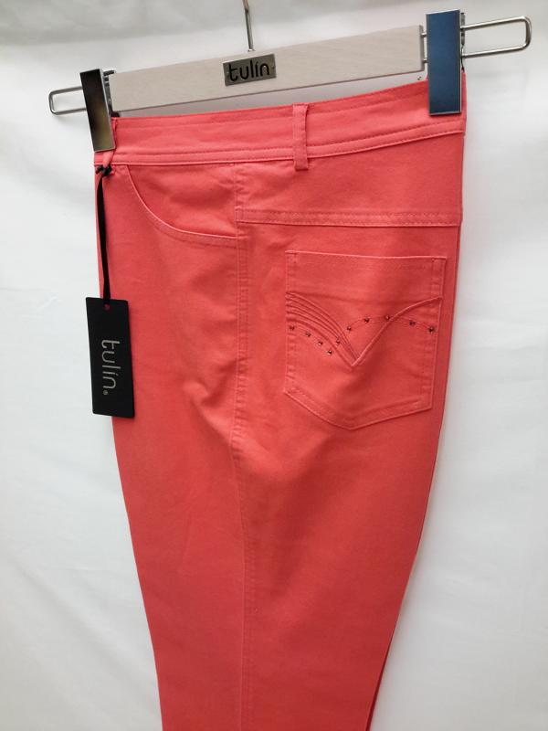 Satın al Bayan Moda Kanvas Pantolon Yüksek Bel