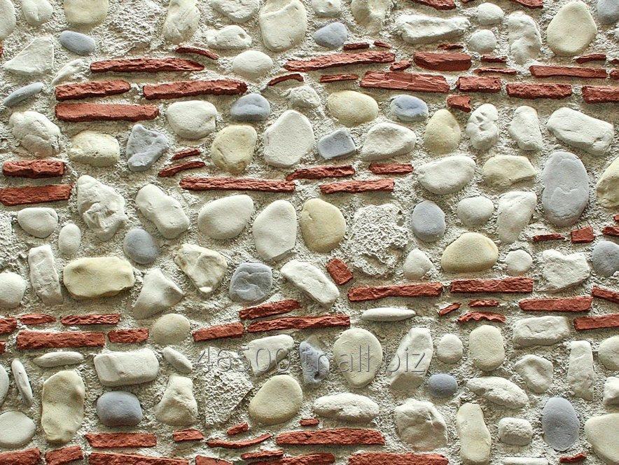 Karışık Taş Duvar Görünümlü Fiberglas Panel M1300 Wall Stone Panels