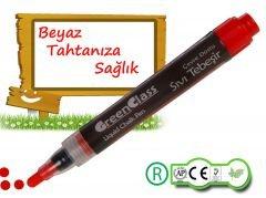 Satın al Green Class Sıvı Tebeşir kalemleri (Red)