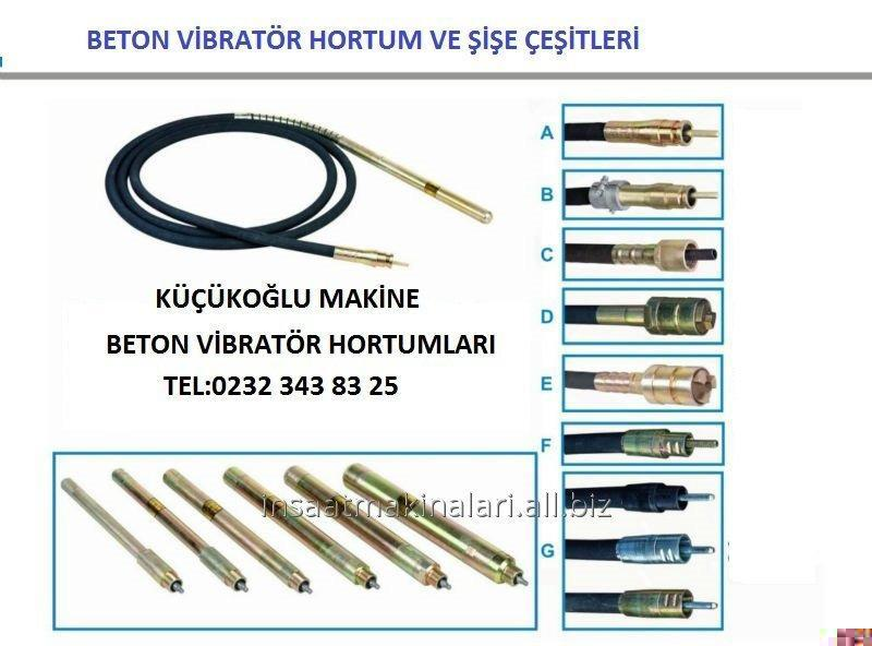 Satın al  Beton Vibratörü Hortumu 4 Mt-45 Mm /Concrete Vibrator Hose 4 Mt-45 Mm