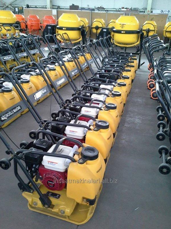 Satın al Plate Compactors/Kompaktör Makinası