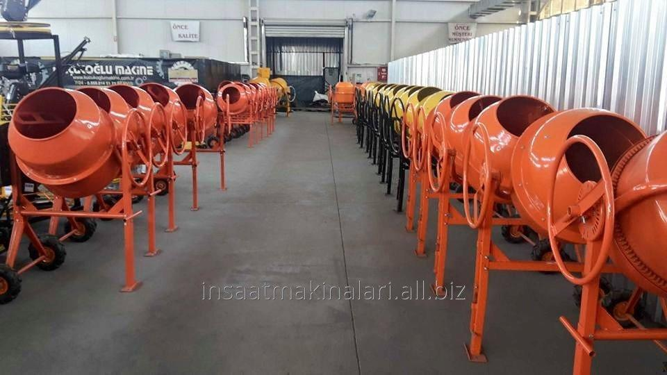 Satın al  Betoniyer ve Harç Karma Makinaları/Concrete mixers and mortar mixed machines