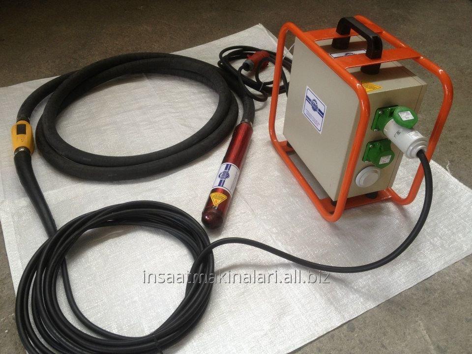 Satın al  Yüksek Frekanslı İç (Şişe) Vibratör /High-Frequency Internal (Bottle) Vibrator