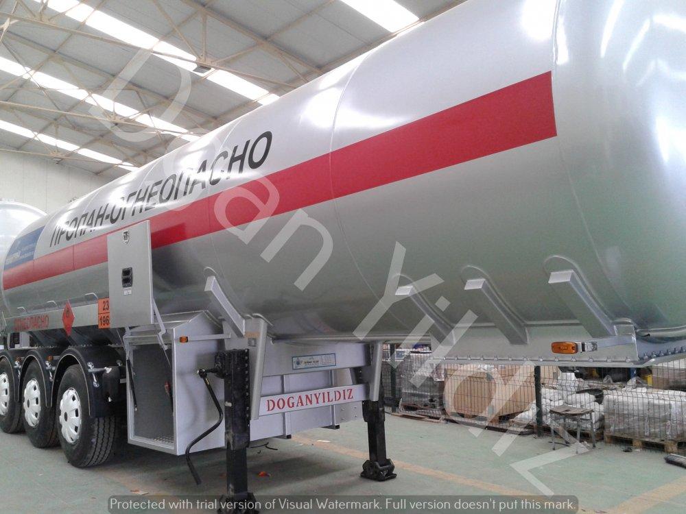 Satın al LPG Tanker 36 m3