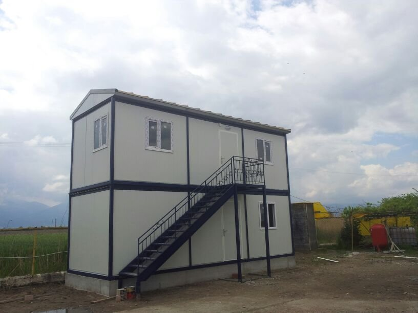 Satın al  Блок-контейнеры для общежития/жилья