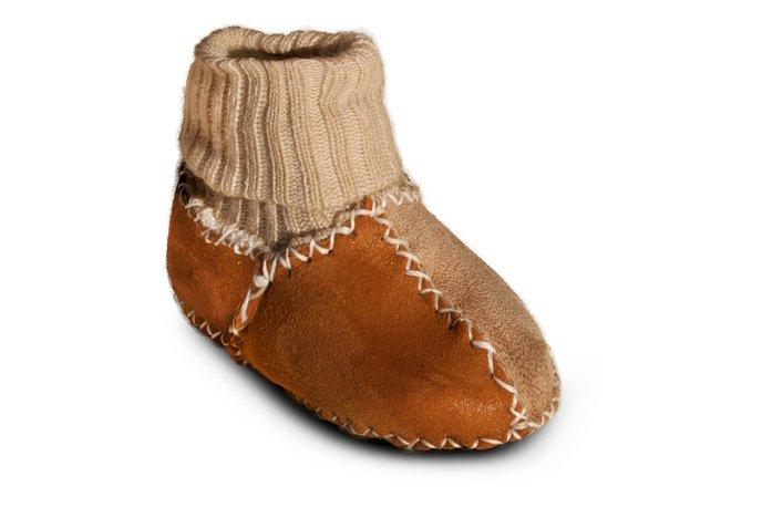 Satın al Shhepskin baby shoe