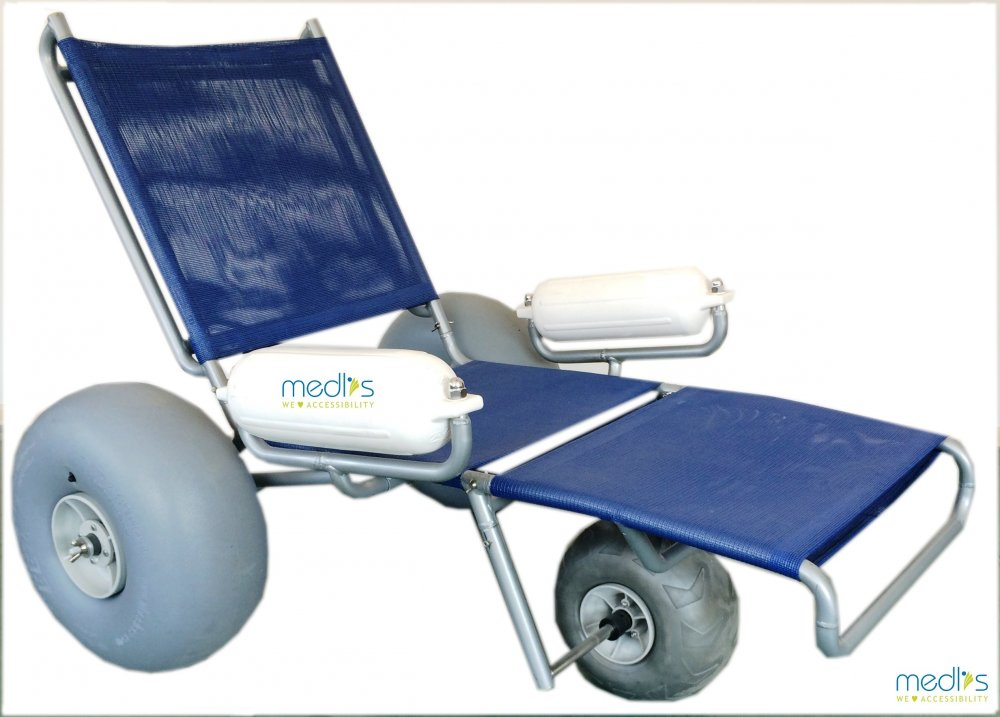 Satın al Пляж инвалидных колясок, Beach Wheelchair