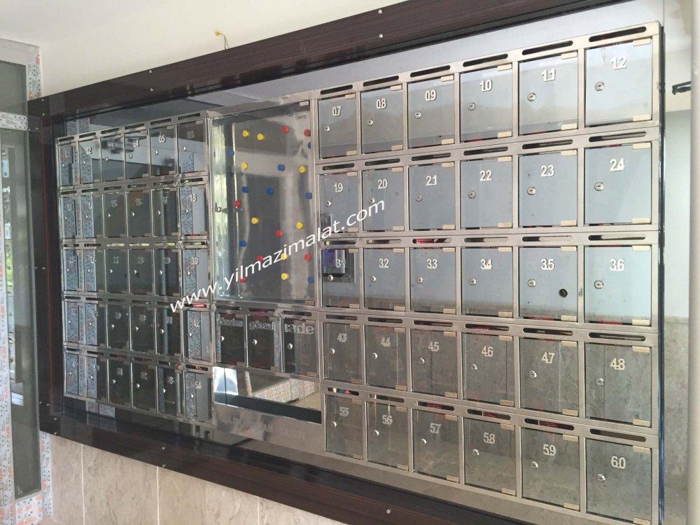 Satın al Posta Kutusu Montaj Resmi