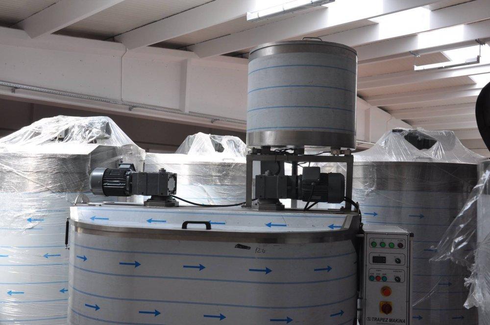 Satın al TRAPEZ MACHINERY CHOCOLATE MIXING TANK