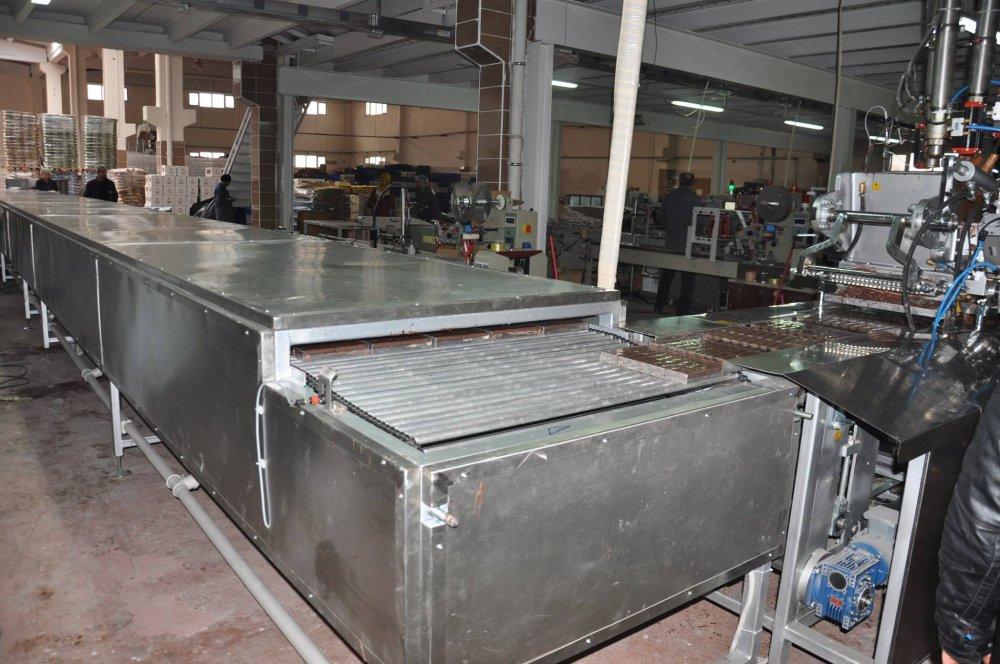 Satın al TRAPEZ MACHINERY CHOCOLATE ONE SHOT MACHINE