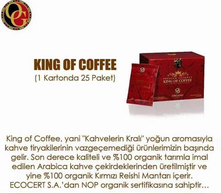 Satın al King of coffe krallarin kahvesi