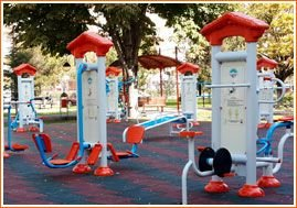 Satın al Outdoor Fitness equipment
