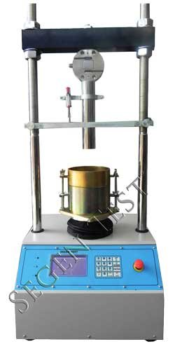 Satın al Soil Test Devices - CBR LOADING MACHINE 50 KN CAPACITY