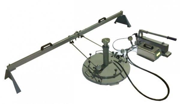 Satın al Plate Bearing Test Equipment