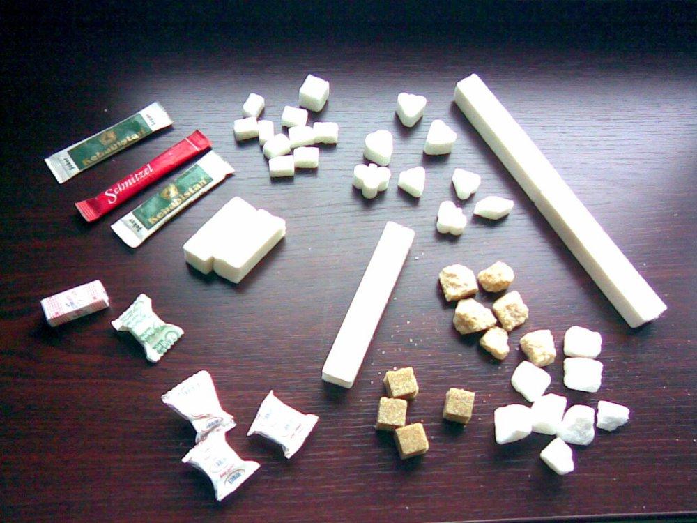 Satın al Оборудование для обёртки сахара в 2-х кубиков сахара (конверт)