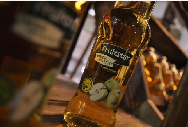 Satın al  %100 Natural Apple Juice 250 ml.