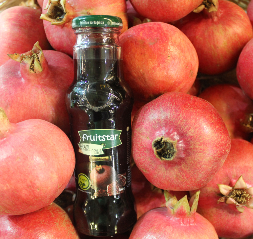 Satın al %100 NATURAL POMEGRANATE JUICE 250 ml.