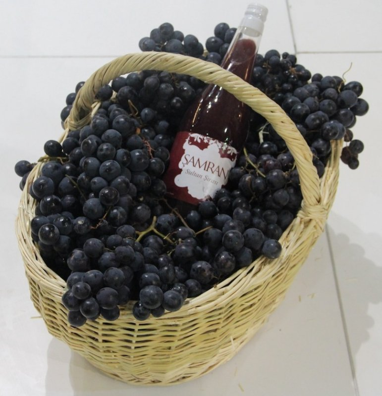 Satın al SAMRAN SİRA (TRADITIONAL GRAPE JUICE)
