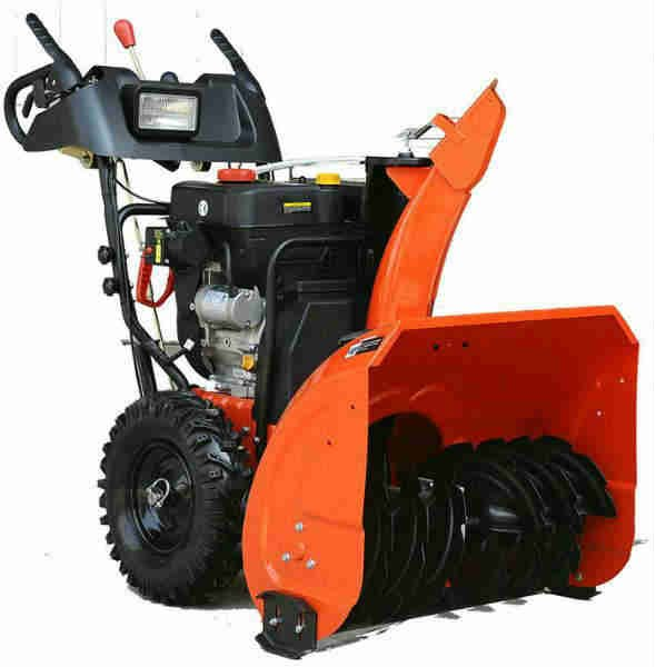Satın al Hercules Snow Thrower 15 HP, 2 Year Warranty
