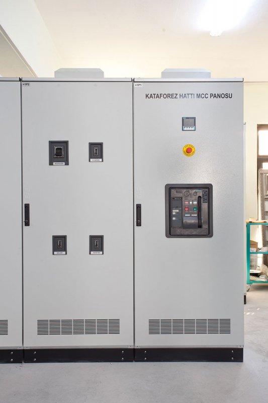 Satın al Elektrik dağatım ve özel imalat elektrik panoları
