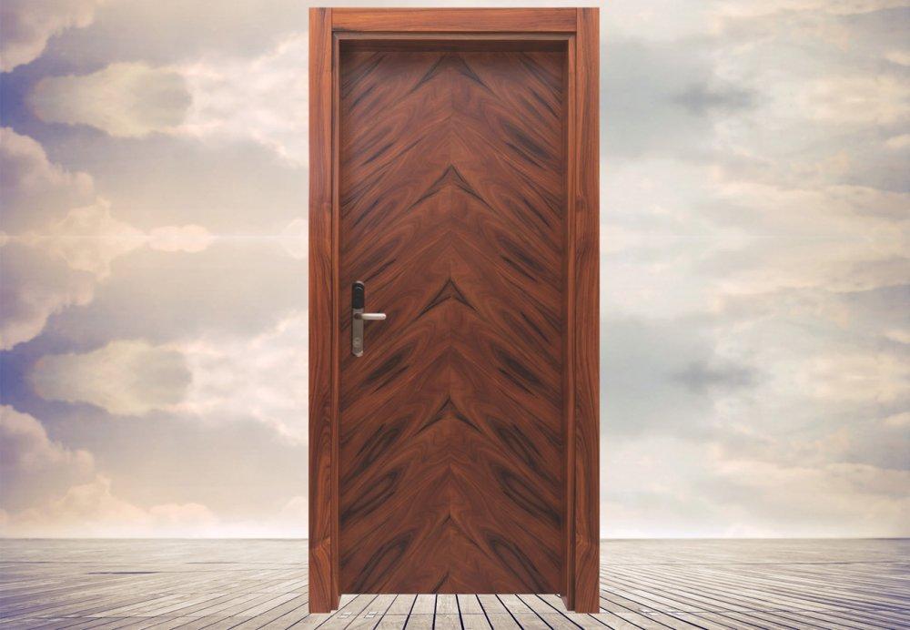 Satın al Yangına dayanıklı ahşap kapılar