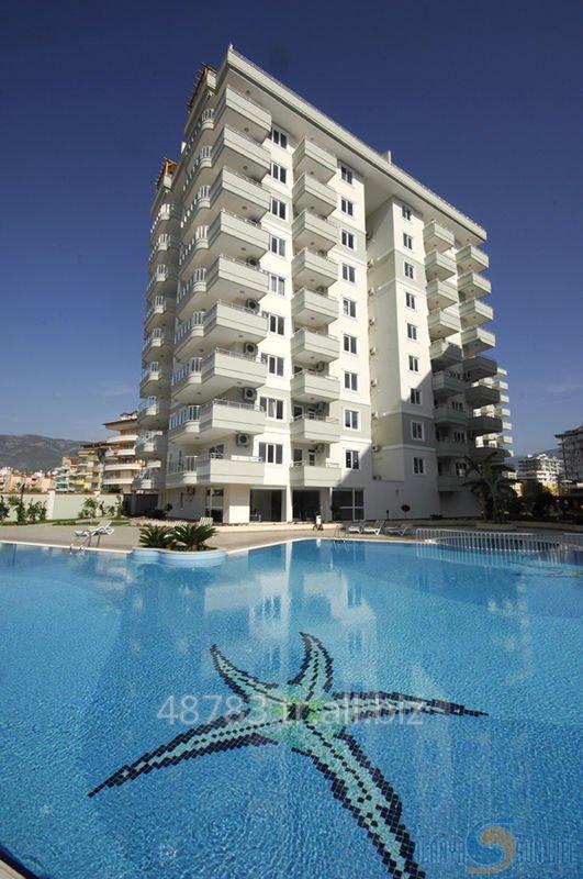 Satın al Sea Star Oba Beach Apartment