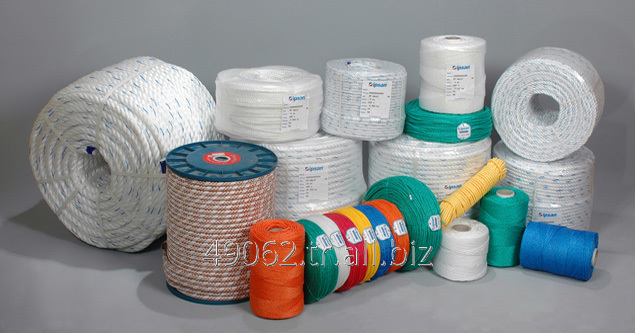 Packing twines, baler twines, Ropes, jute ropes