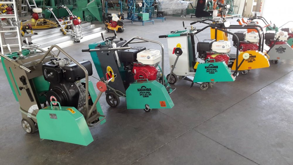 Satın al Asphalt Cutting Machine