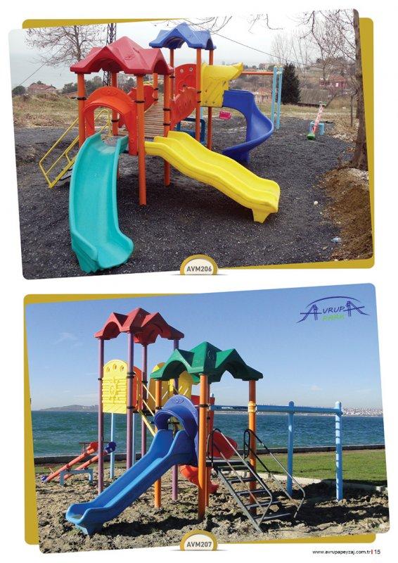 Satın al 2 Kuleli Oyun Parkı
