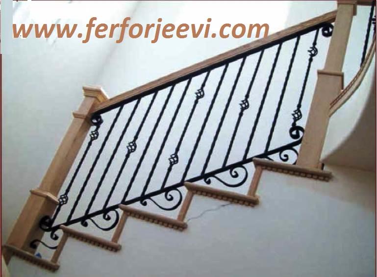 Satın al Ferforje merdiven korkuluk fiyatları