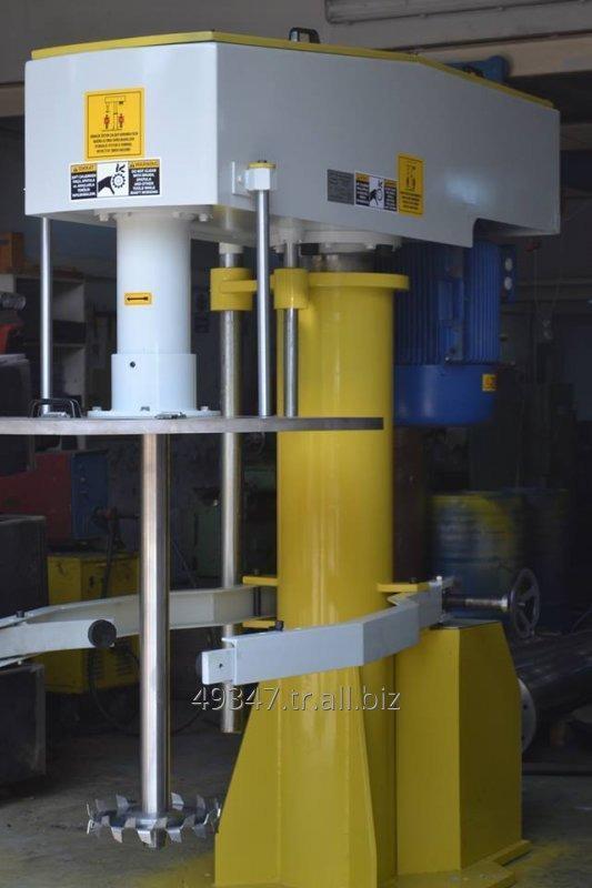 Satın al Boya Dissolver Mixer Makinası