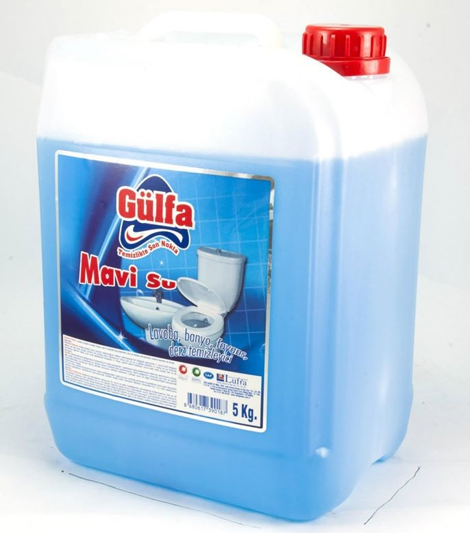 Liquid Bathroom Grouts and Tiles Disposable Cleaner Detergent
