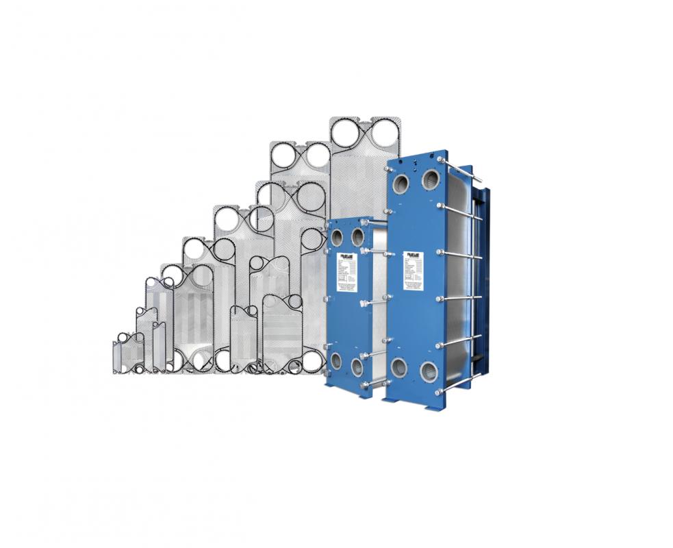 Satın al Plakalı Eşanjörler (Plate Heat Exchanger)