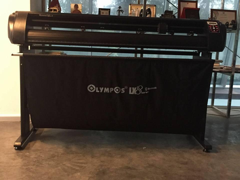 Satın al Olympos LX8 GT Plotter Kesim Makinası