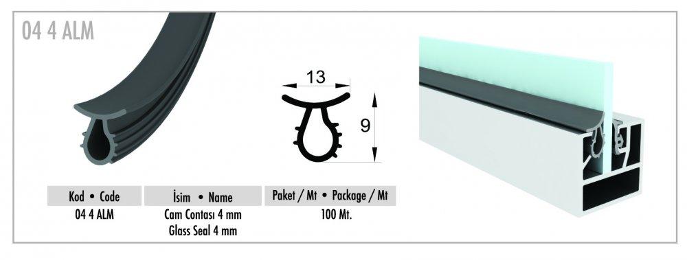 Satın al Glass seal