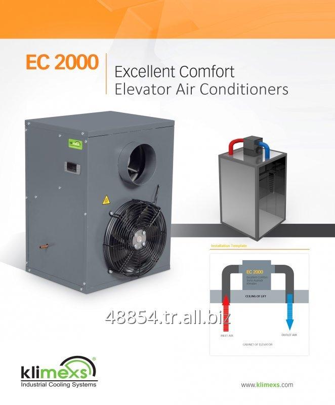 Satın al Elevator Air Conditioner, Asansör Kliması, Кондиционер для Лифта