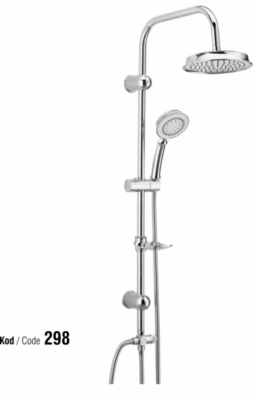 Satın al Rain shower set
